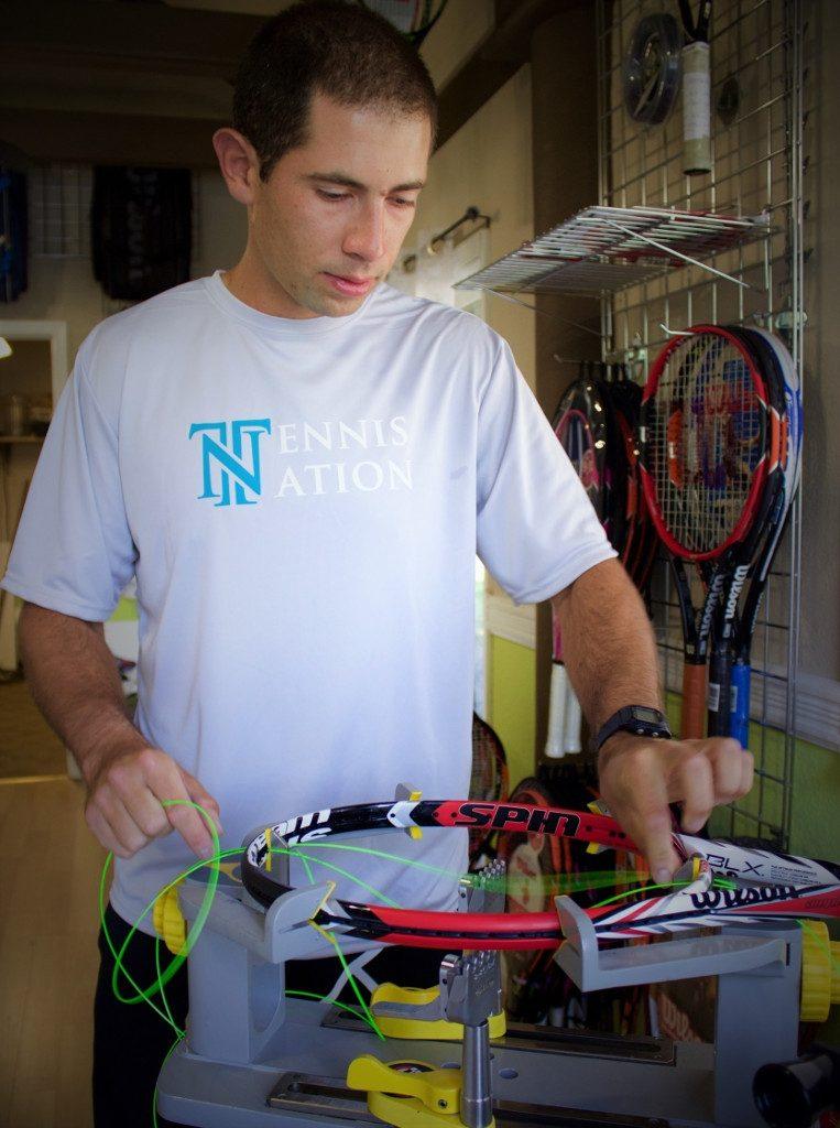 Tennis Stringing Services Reno NV