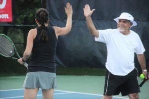 better tennis coach