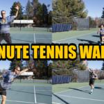Tennis Warm Up Routine