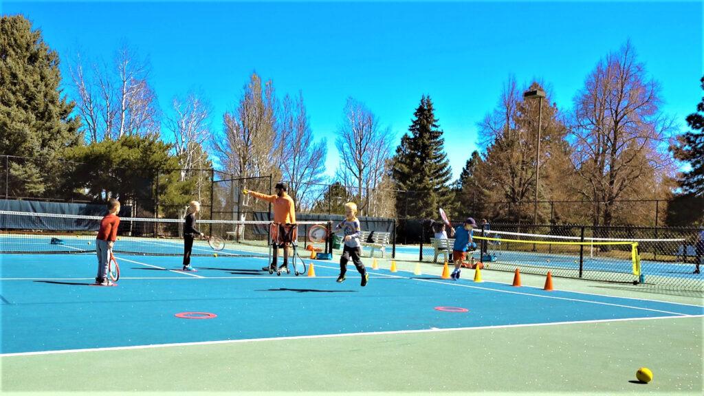 Fall Tennis Camp - Kids school break