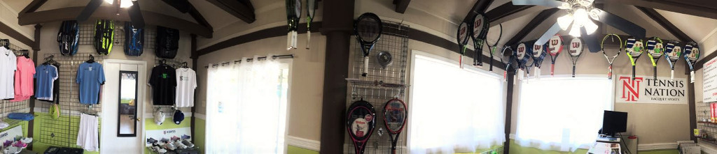 Tennis Shop & Equipment Reno NV